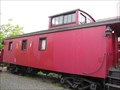 Image for Wood Central Vermont Caboose - Simsbury, Connecticut