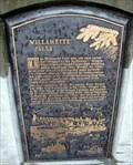 Image for Willamette Falls - Oregon City, Oregon