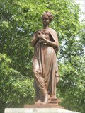 Image for Female Figure Representing Science - Wamego, KS