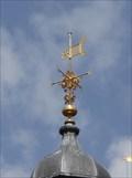 Image for Portcullis Weathervane -- St George's Chapel, Windsor Castle, Windsor, Berkshire, UK