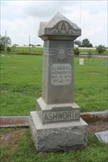 Image for Elbert L. Ashworth - Eddy Cemetery - Bruceville-Eddy, TX