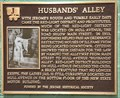 Image for Husbands' Alley