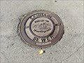 Image for Northport Manhole Cover - Northport, MI