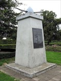 Image for World War II monument in Oeffelt, the Netherlands.