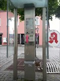 Image for Public Phone before Citypharmacy - Arzberg/Germany/BY