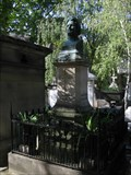 Image for Honore de Balzac (in Pere Lachaise Cemetery)