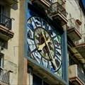 Image for Zodiac clock on the house 8 Herzl St - Tel Aviv, Israel