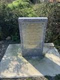 Image for Stèle commémorative du crash du Mosquito HR161 - Talmont Saint Hilaire - France