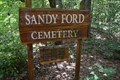 Image for Sandy Ford Cemetery - Ellerbe, NC, USA