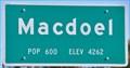 Image for Macdoel ~ Elevation 4262