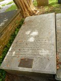 Image for Edward Rutledge - St. Philip's Cemetery - Charleston, SC.