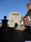 Image for Barbican Gate - Castle Gate, Lewes, UK