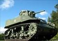 Image for WW II Tank. Chicopee, MA