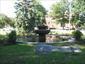 Image for Fountain - town park Westfield, MA