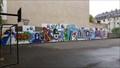 Image for Schulhof-Graffiti BBSW - Koblenz, RP, Germany