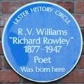 Image for R V Williams - Dublin Road, Belfast, UK