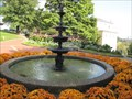 Image for Oglebay Mansion Fountain - Wheeling, West Virginia
