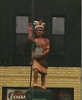 Image for The Cherokee Indian - Cherokee Station - St. Louis, MO