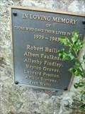 Image for Memorial Stone - Church Gardens Memorial Garden - Nailstone, Leicestershire