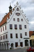 Image for Rathaus Wemding, Bayern/Bavaria
