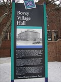 Image for Bovey Village Hall - Bovey, Minnesota
