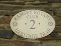 Image for Heritage Trail No.2 - Ramsey. Isle of Man
