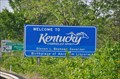 Image for Tennessee/Kentucky Border on Interstate Highway 75