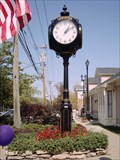 Image for Town Clock  - Lewiston, New York