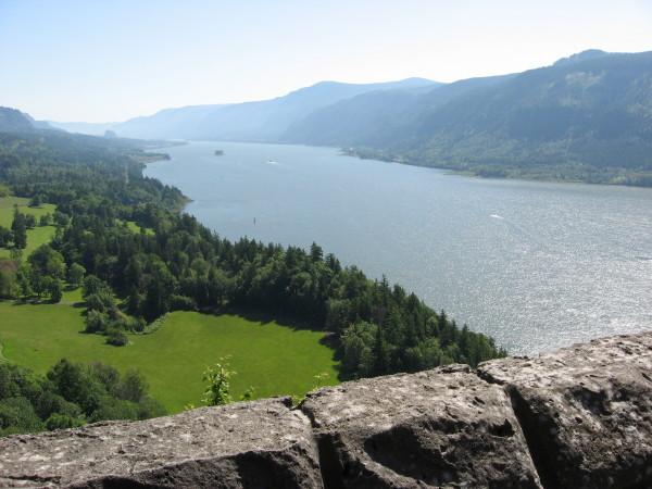 Cape Horn Columbia River Gorge Washington Scenic