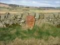 Image for B9128 Milepost - Craichie, Angus.