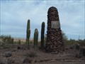 Image for Memorial to the 1st California Cavalry Volunteers - Picacho, AZ
