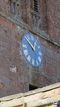 Image for Church Clock - All Saints - Leamington Hastings, Warwickshire