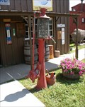 Image for Vintage Gas Pump - Murdo, SD