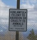 Image for Unlawful Felony - Pahrump, NV