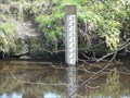 Image for Uppermill Gauge On River Tame - Uppermill, UK