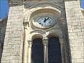 Image for Horloge de l'Eglise Sainte Radegonde - Vasles, Nouvelle Aquitaine, France