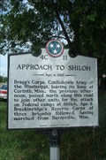 Image for Approach To Shiloh Apr 4, 1862-4C 11-Michie