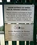 Image for Jardim Botânico de Famões - Lisboa, Portugal