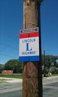Image for Lincoln Highway Marker - South Weber, Utah