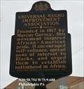 Image for Universal Negro Improvement Association