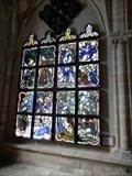 Image for Vitraux Collegiale Notre Dame de Grande Puissance - Lamballe, France