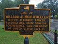 Image for Home of William Almon Wheeler - Malone, NY