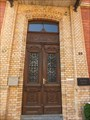 Image for Doorway of the Kneipp-Kurhaus Hoever, Werther Straße 57-59 - Bad Münstereifel - NRW / Germany