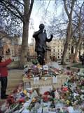 Image for Nelson Mandela - Parliament Square, London, UK