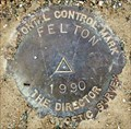 Image for Horizontal Control Mark FELTON - Oroville, WA