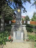 Image for Pomnik Obetem 1. svetove valky a vojakum Rude armady - Nebovidy, Czech Republic