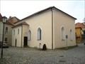 Image for Prední synagoga, Trebíc, Czech republic