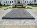 Image for Alabama Bronze Map - Montgomery, AL