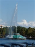 Image for Lake Eola Park - Visitor Attraction - Orlando, Florida, USA.
