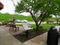 Image for Galena dedicates Washburne Garden - Galena, Illinois